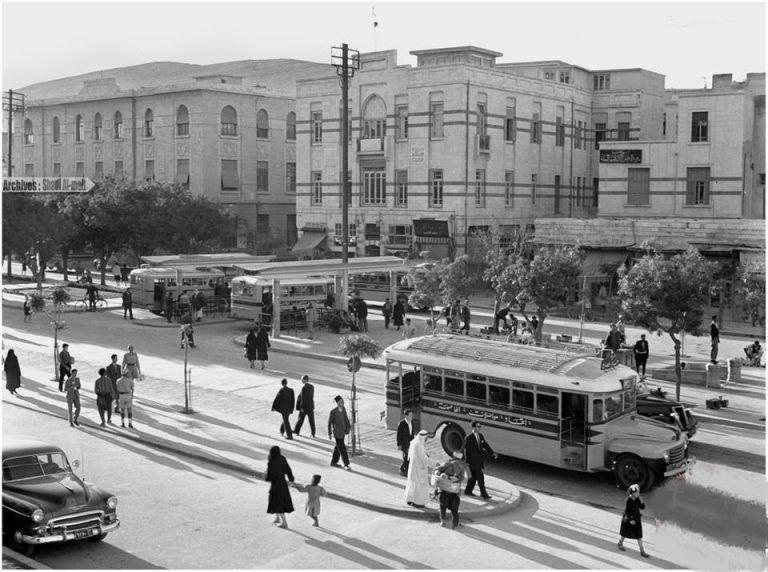 شارع النصر قلب دمشق النابض