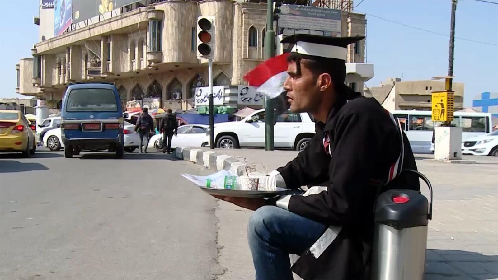 البطالة في العراق... معدلات متفاقمة وكابوس يطارد الباحثين عن فرصة نجاة!