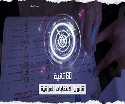 60 ثانية | ماذا تعرف عن قانون الانتخابات العراقي الجديد 2021؟