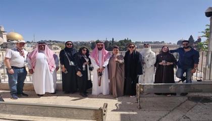وفد بحريني يزور اسرائيل...حائط البراق لليهود؟