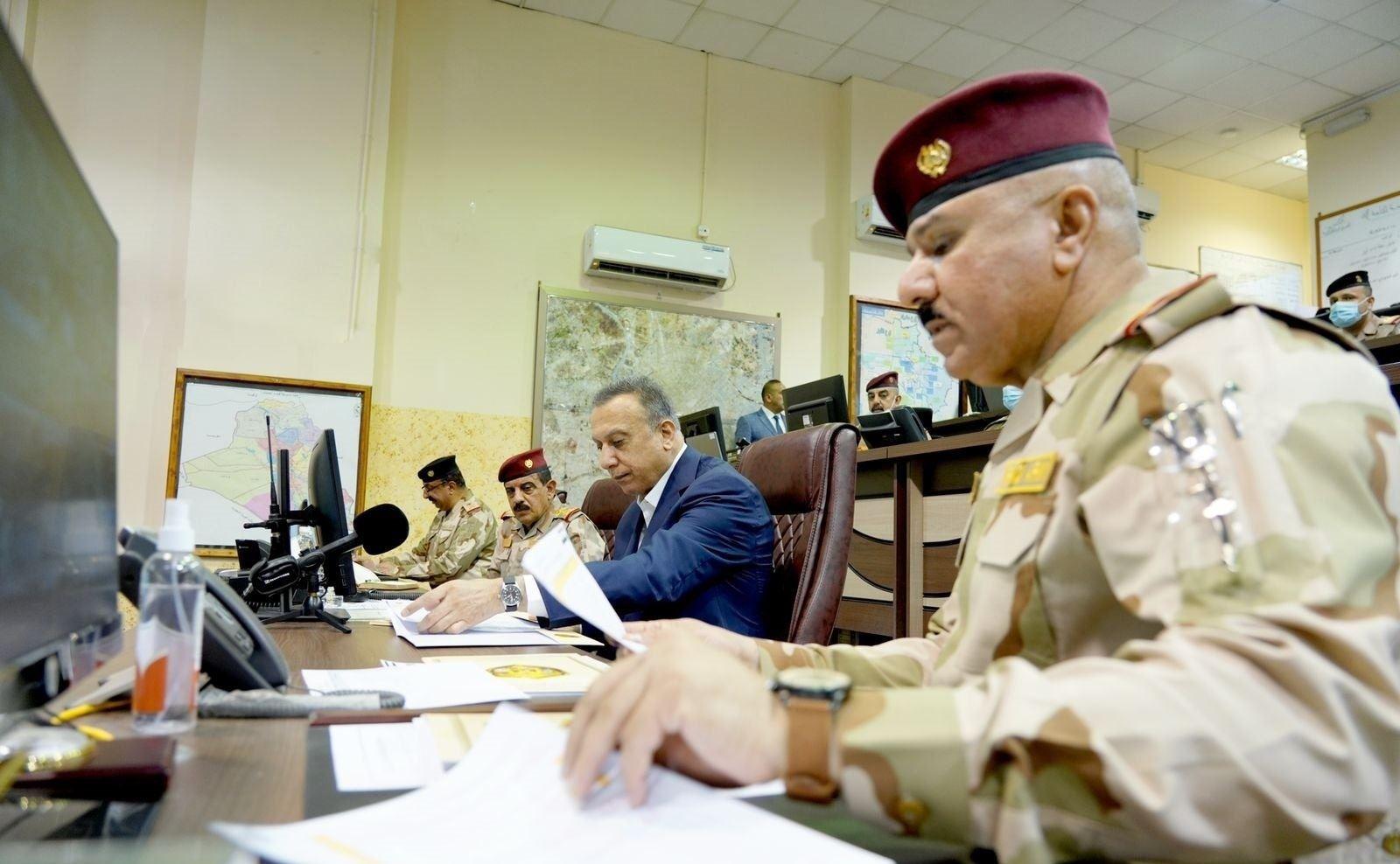 توجيهات جديدة للكاظمي لتأمين صناديق الاقتراع في العراق