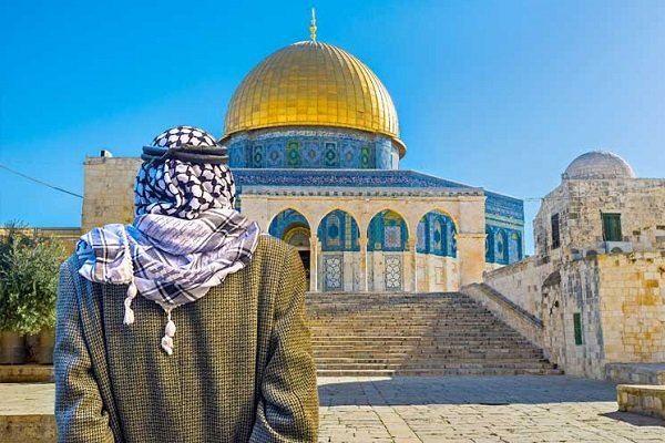 احتفال اسرائيلي يثير غضب الفلسطينين .. وغانتس يدعم اتفاقيات أبراهام