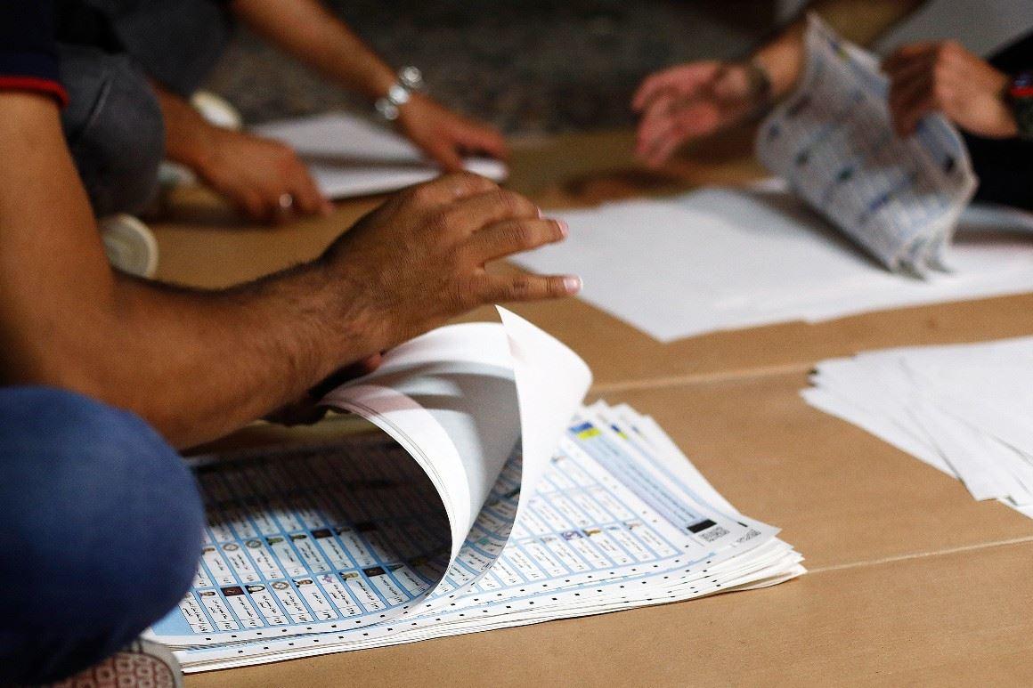 المفوضية: 20 يوماً لإعلان النتائج النهائية للانتخابات العراقية