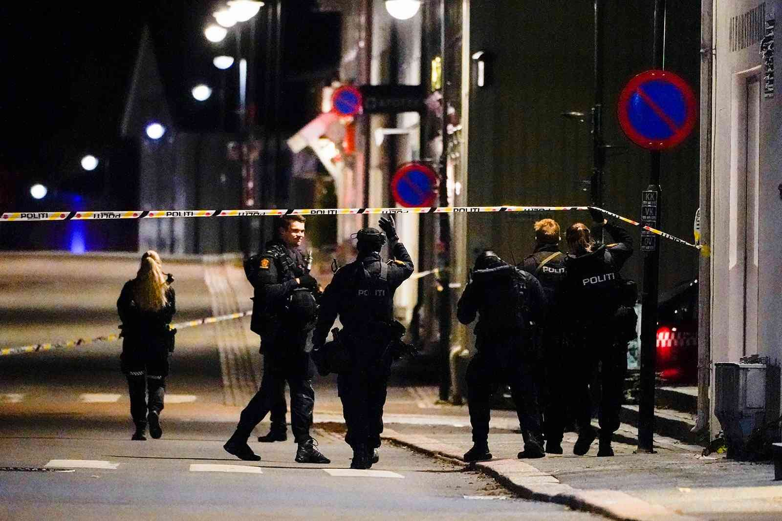 في النرويج : قتلى وجرحى بهجوم مسلح
