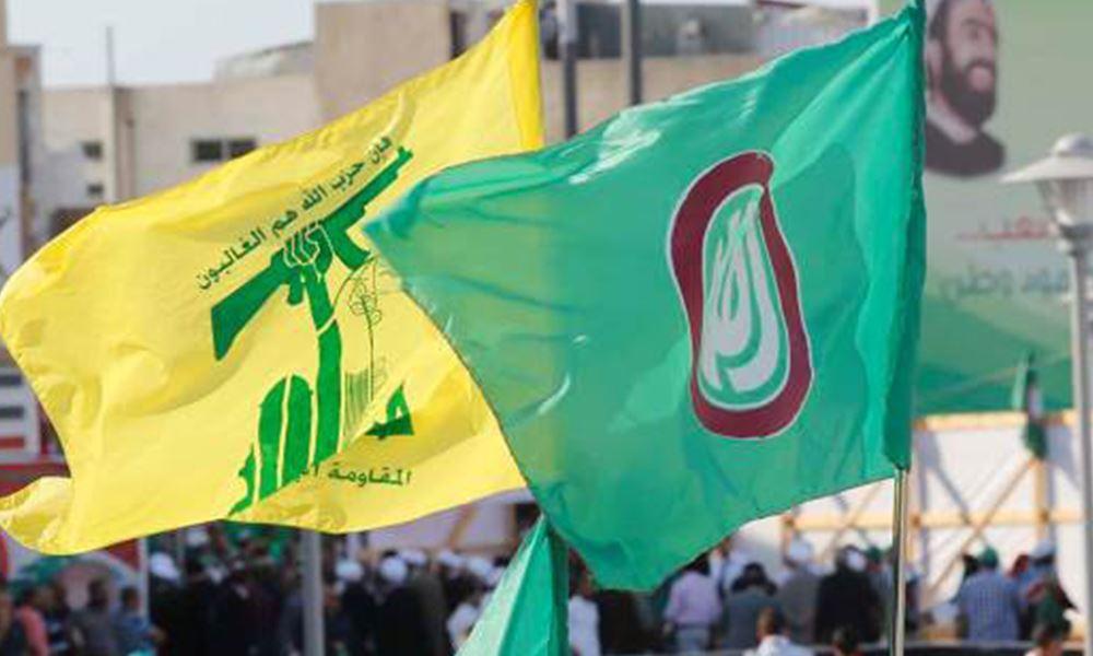 أمل وحزب الله: على الجيش اللبناني التدخل وتحمل المسؤولية