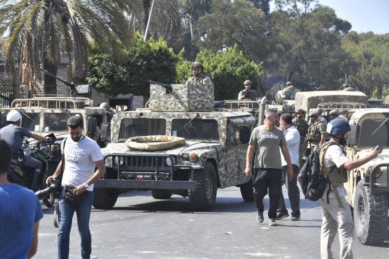 بعد المعارك الميدانية في لبنان .. اتهامات واستنكارات