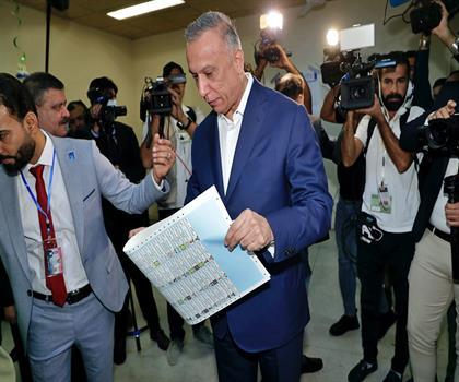 """""""نبض"""" الانتخابات العراقية يستكمل """"ثورة"""" الكاظمي"""