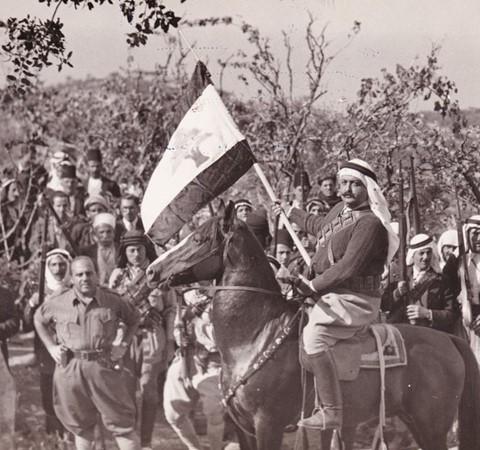 استقلال لبنان عن الانتداب الفرنسي