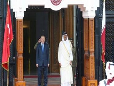 15 اتفاقيّة بين تركيا وقطر